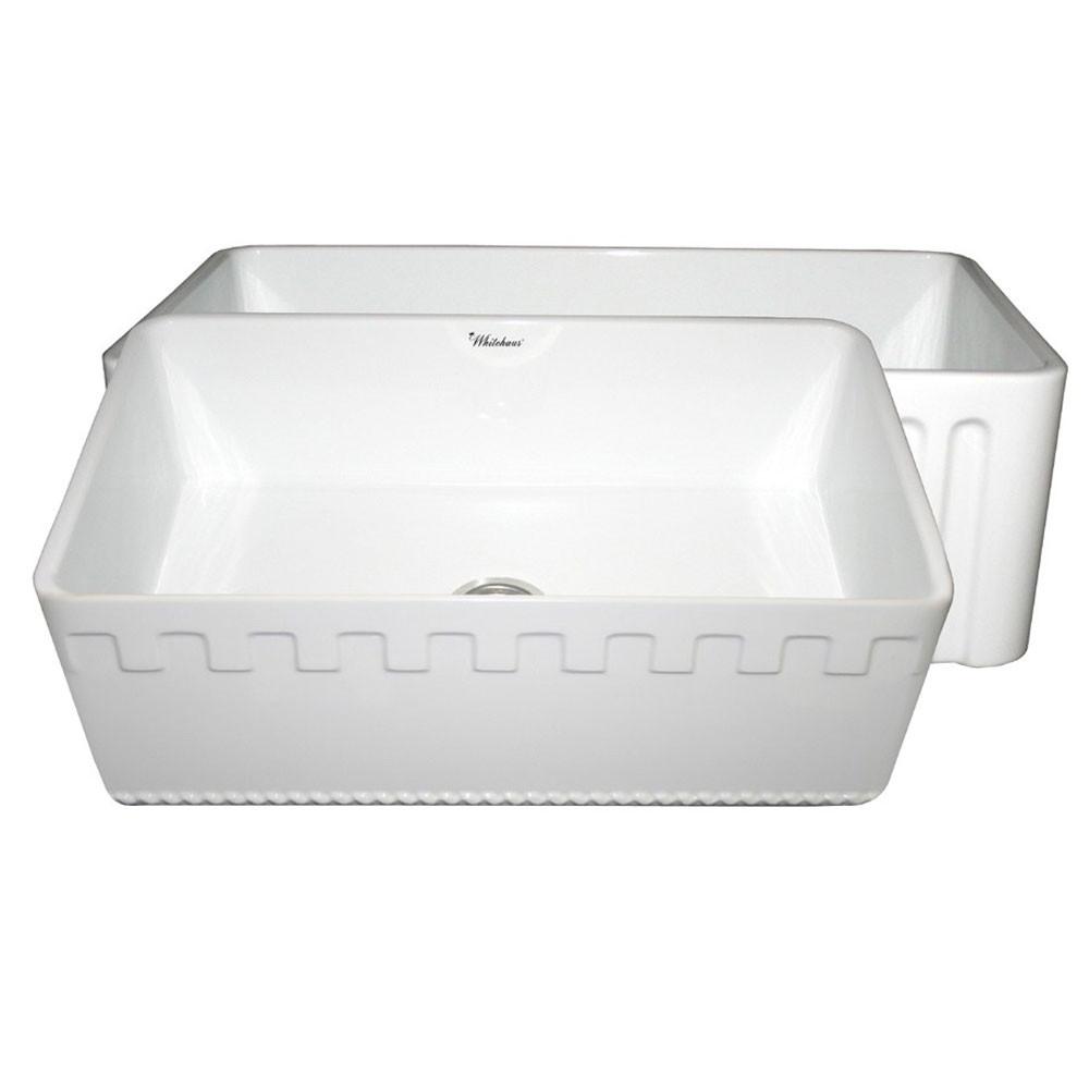 WHFLATN3018 White