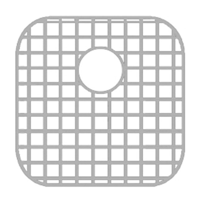 Whitehaus WHN1614G Solid Stainless Steel Sink Grid