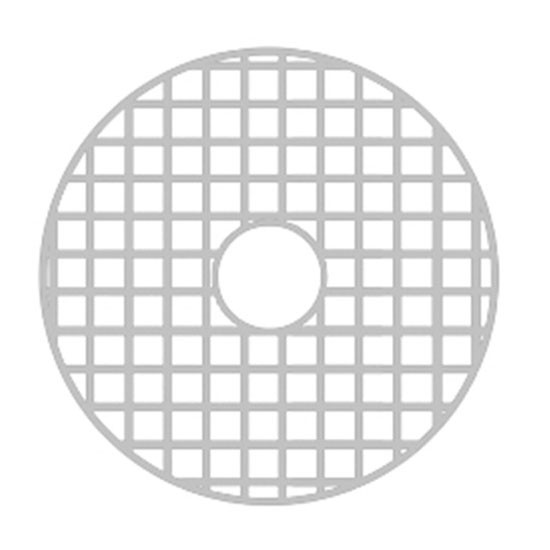 Whitehaus WHN16BG Solid Stainless Steel Sink Grid