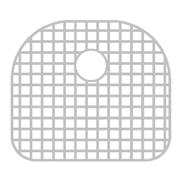 Whitehaus WHN2119G Solid Stainless Steel Sink Protection Grid