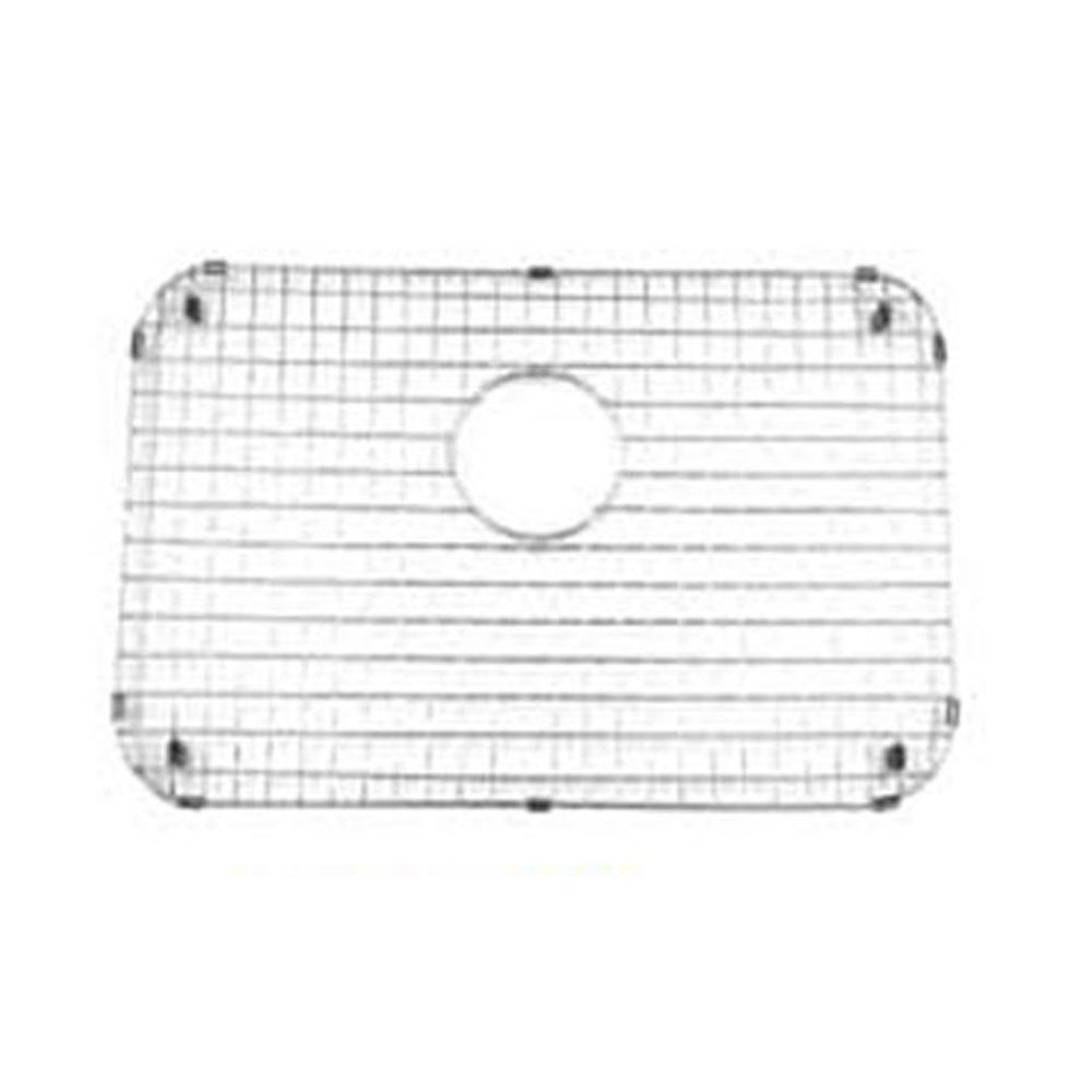 Whitehaus WHN2522G Solid Stainless Steel Sink Protector Grid for WHNAP2522