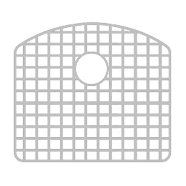 Whitehaus WHNC3721LG Solid Stainless Steel Kitchen Sink Grid