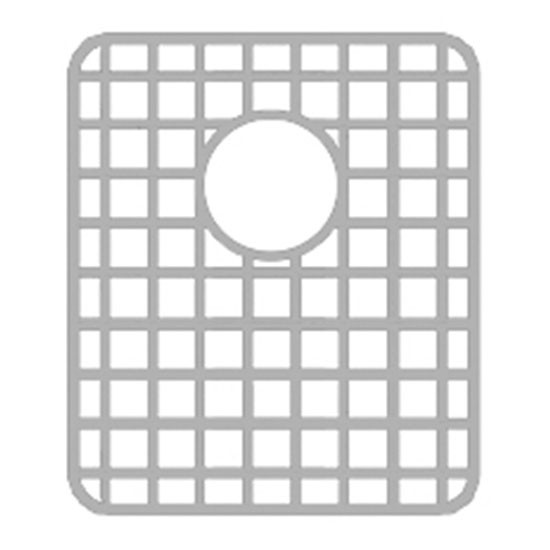 Whitehaus WHNC3721SG Solid Stainless Steel Kitchen Sink Grid