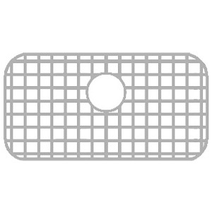 Whitehaus WHNCUS2917G Stainless Steel Sink Protection Grid for WHNCUS2917
