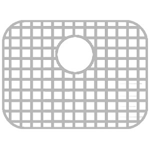 Whitehaus WHNU2318G Stainless Steel Sink Protection Grid for Sink WHNU2318