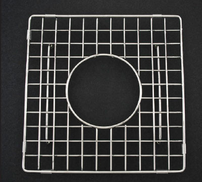 Rohl WSG1515 Stainless Steel Grid for RC1515 Prep Sink