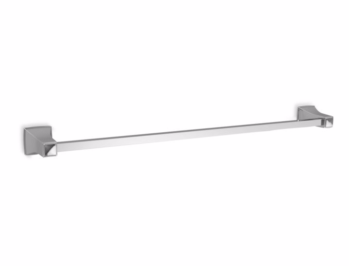 TOTO YB30108 Traditional Collection Series B 8 Inch Square Towel Bar