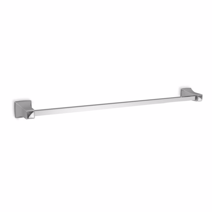 TOTO YB30118 Traditional Collection Series B 18 Inch Square Towel Bar