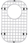 Blanco 220995 Stainless Steel Kitchen Sink Grid Fits Wave Plus Small Bowl