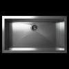 Cantrio Koncepts KSS-005 One Bowl Undermount Stainless steel Kitchen Sink