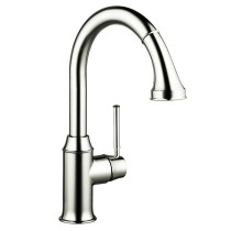 hansgrohe 04215830 Higharc Single Hole Faucet with Pull Down 2 Spray