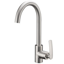 Cadell 2070158 Single Handle Kitchen Faucet with Cast Brass Construction