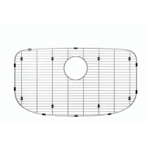 Blanco 230668 Stainless Steel Kitchen Sink Grid Fits One Super Single