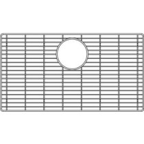 Blanco 233532 Ikon Kitchen Sink Grid In Stainless Steel With Protective Bumpers And Feet