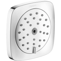 Hansgrohe 28430001 PuraVida Body Spray Flush Mount Adjustable In Polished Chrome