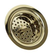 Nantucket 3.5 KDPB brass standard basket strainer drain
