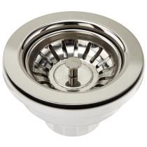 Blanco 440007 Stainless Steel Accessories Decorative Basket Waste Strainer