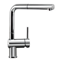 Blanco 441196 Linus™ Kitchen Faucet with Pull-Out Spray in Chrome