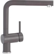 Blanco 441198 Linus™ Pullout Silgranit Kitchen Faucet in Cafe Brown