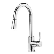 Blanco 441648 Sonoma Kitchen Faucet with Pull Down Spray in Polished Chrome