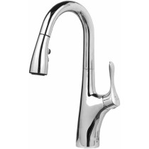 BLANCO 441759 NAPA Pull-Out Bar Faucets with Dual Spray in Chrome