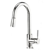 Blanco 441761 Kitchen Faucet with Pull-Down Spray in Chrome
