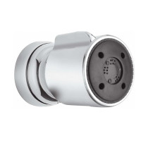 Polished Chrome LaToscana 50CR721 Adjustable Body Jet Spray 3 Piece Kit
