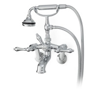 Cheviot 5115-..-LEV Wall Mount Application Bathtub with Lever Handles