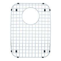 Blanco 515296 Stainless Steel Sink Grid Fits Blanco Stellar Equal Double Bowl