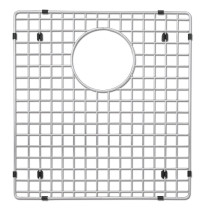 Blanco 516364 Stainless Steel Kitchen Sink Grid Fits Precis 1 3/4 Left Bowl