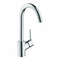 HansGrohe 04870000 Talis S Single-Lever Main Kitchen Faucet in Chrome