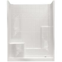 Ella's Bubbles 6032 SH IS 3P 4.0 L-WH STD Standard Shower System