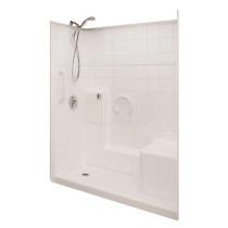 Ella's Bubbles 6032 SH IS 3P 4.0 R-WH PRE Prestige Shower System