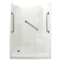 Ella's Bubbles 6032 SH IS 3P 4.0 R-WH SP24 Standard Plus Shower System
