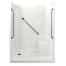 Ella's Bubbles 6032 SH IS 3P 4.0 R-WH SP36 Standard Plus Shower System