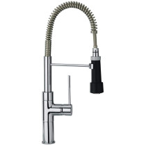 LaToscana 78CR557PM 1 Hole Faucet w/ Magnetic Spray