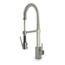 LaToscana 84PW557 Spring Spout w/ Lever Kitchen Faucet