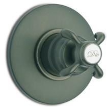 Oil Rubbed Bronze LaToscana 87PO425 Single Hole 3 Ways Diverter Valve