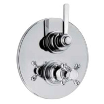 LaToscana 88CR690 Thermostatic Valve in Chrome Finish