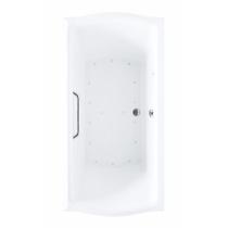 TOTO ABR789T#..N Clayton Acrylic Left Blower Air Bathtub With Overflow