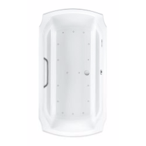 TOTO ABR974S#..N Guinevere Drop In Acrylic Air Bathtub With Right Blower