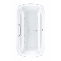 TOTO ABR974T#..N Guinevere Drop In Acrylic Air Bathtub With Left Blower
