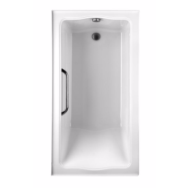 TOTO ABY782P#..N2 Clayton Soaking Bath Tub With Left Drain And Two Tiling Flanges