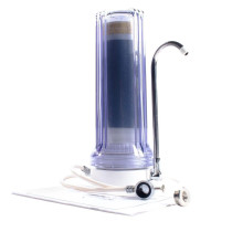 Anchor AF-3500-C Premium 5-Stage Countertop Water Filtration System In Clear