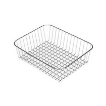 Franke AR-50S Artisian Large Sink Drain Basket in Polished Stainless Steel