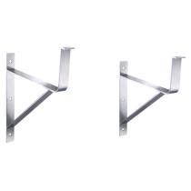 Whitehaus BRACKETD72 Additional Wall Mount Brackets for use w/ WHNCD72