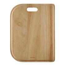 Houzer CB-2500 Endura Hardwood 13.12 Inch Rectangular Kitchen Cutting Board