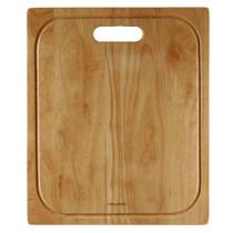 Houzer CB-4100 Endura Premium Hardwood Rectangular Kitchen Cutting Board