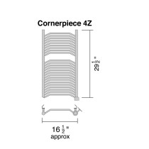 Wesaunard CORNER-PIECE-4Z Diagram