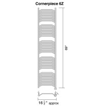 Wesaunard CORNER-PIECE-6Z Diagram